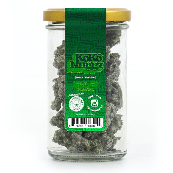Koko Nuggz Chocolate Buds - OG Flavour 2.25oz