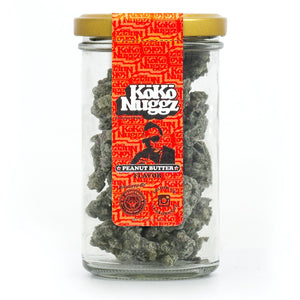 Koko Nuggz Chocolate Buds - Peanut Butter Flavour 2.25oz