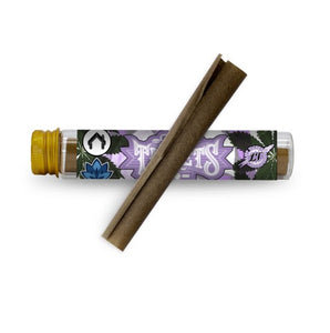 Lift Tickets 710 Terpene Infused Hemp Blunt Wrap - Purple Punch