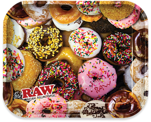 RAW Doughnut Rolling Tray Large