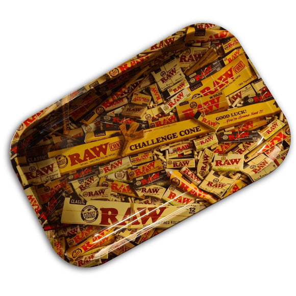 RAW Mix Rolling Tray Medium