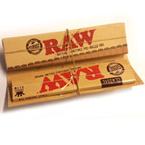 RAW Classic Kingsize Slim Connoisseur Papers & Pre-rolled Tips