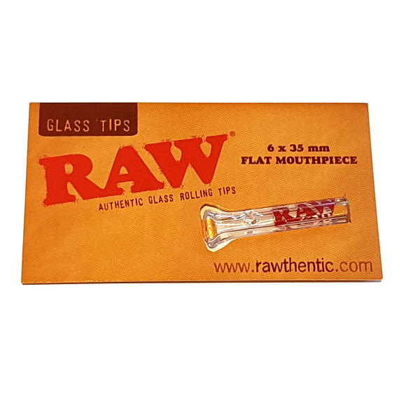 RAW Slim Glass Tip