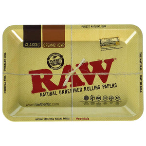 RAW Classic Rolling Tray Mini