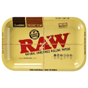 RAW Classic Rolling Tray Medium