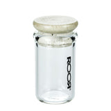 RooR Stash Jar with cork lid