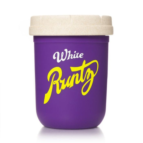RE:STASH Runtz Purple Mason Stash Jar 8oz
