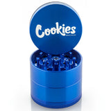 Santa Cruz Shredder 4-Piece Grinder Medium Blue Cookies Edition
