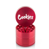 Santa Cruz Shredder 4-Piece Grinder Medium Red Cookies Edition