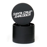 Santa Cruz Shredder 4-Piece Grinder Small Black