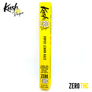 Kush CBD Super Lemon Haze Vape Pen