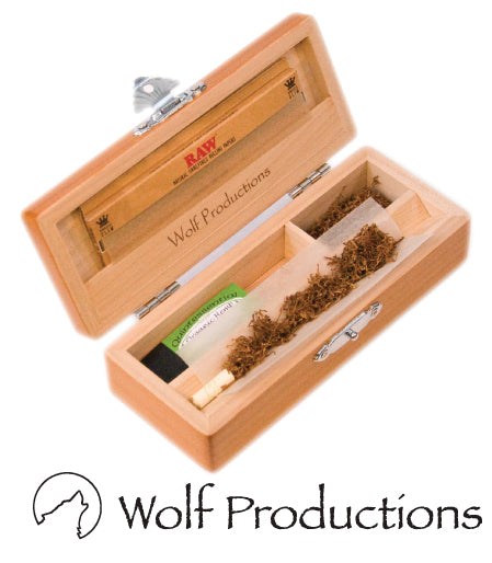 Wolf Productions Deluxe Rolling Box T1