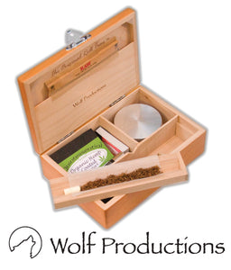 Wolf Productions Deluxe Rolling Box T2L
