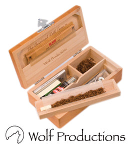 Wolf Productions Deluxe Rolling Box T2