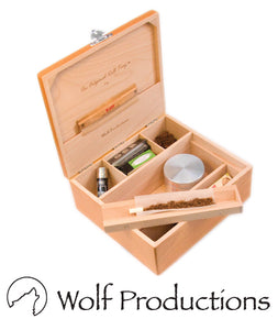 Wolf Productions Deluxe Rolling Box T3L
