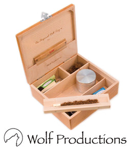 Wolf Productions Deluxe Rolling Box T3