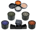Thorinder 62mm Large 4 Piece Grinder