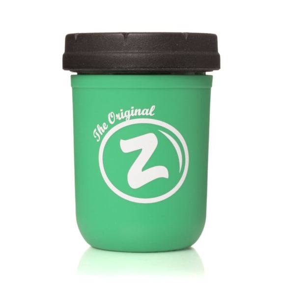 RE:STASH Zkittlez Green Mason Stash Jar 8oz