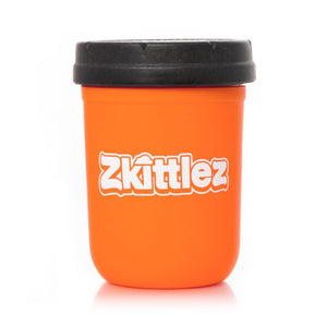 RE:STASH Zkittlez Orange Mason Stash Jar 8oz