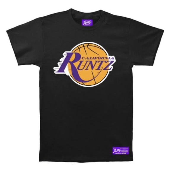 Runtz LA Basketball T-Shirt
