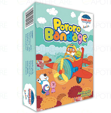 Pororo Bandage Saniplast junior