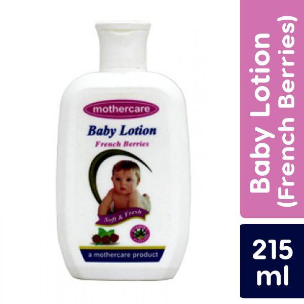 Mothercare Baby Lotion 115ml