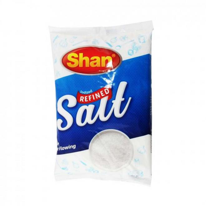 National Refined Salt 800g