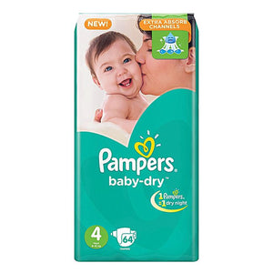 Pampers Diaper 4
