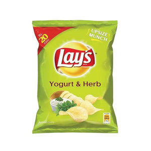 Lays Yogurt & Herbs