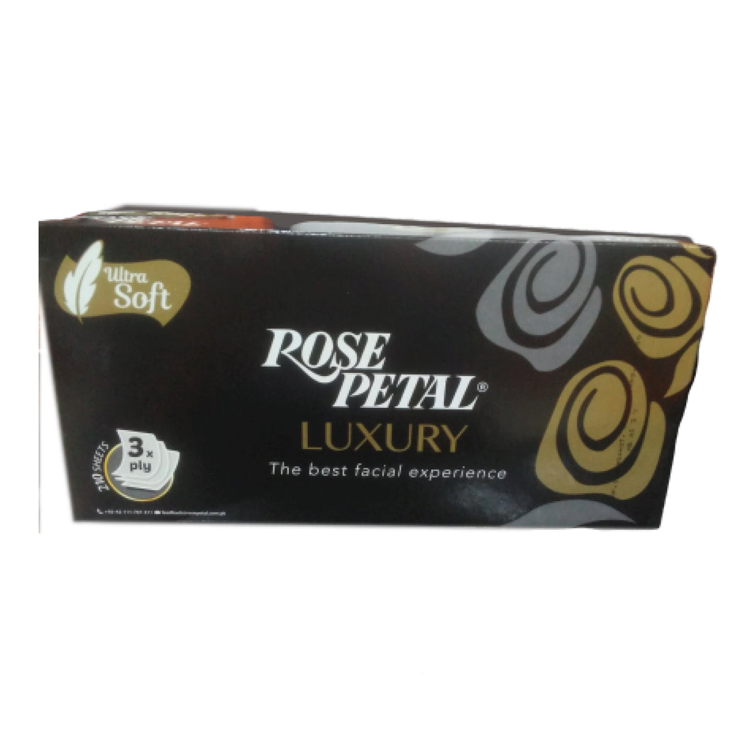 Rose Petal Luxury 210 Sheets
