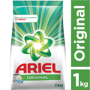 Arial Orginal Washing Powder 1kg