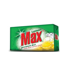 Lemon Max Dishwash Bar 90g
