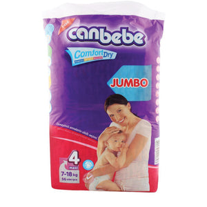 Canbebe Diaper Jumbo Pack No. 4