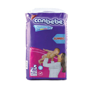 Canbebe Diaper Jumbo Pack No. 5