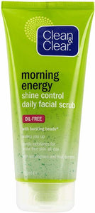 Clean & Clear Shine Control Daily Facial Scrub