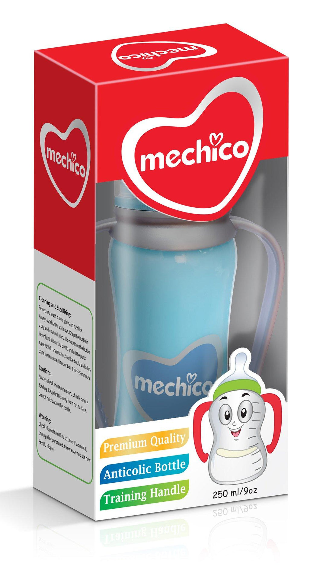 Mechico 250ml 9oz