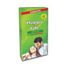 Happy Life Collection Condoms 3psc