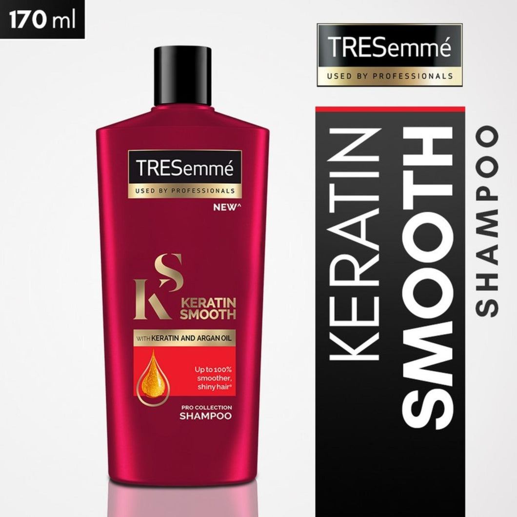Tresemme Keratin Smooth Shampoo 170ml