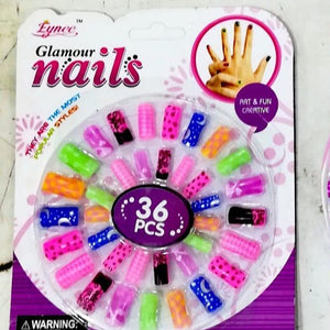 Nail Set In Card Small