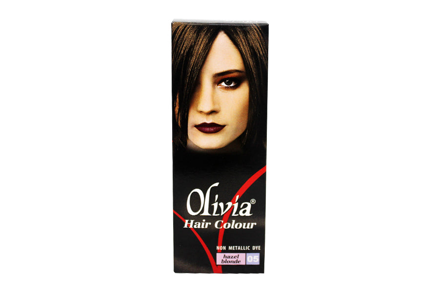 Olivia Hair Color 05 - Hazel Blonde
