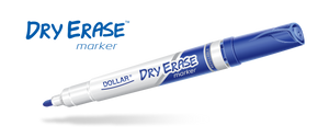Dollar White Board Marker - 1 Pc