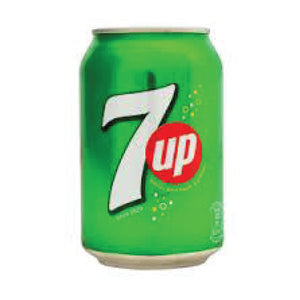 7up 300ml Tin