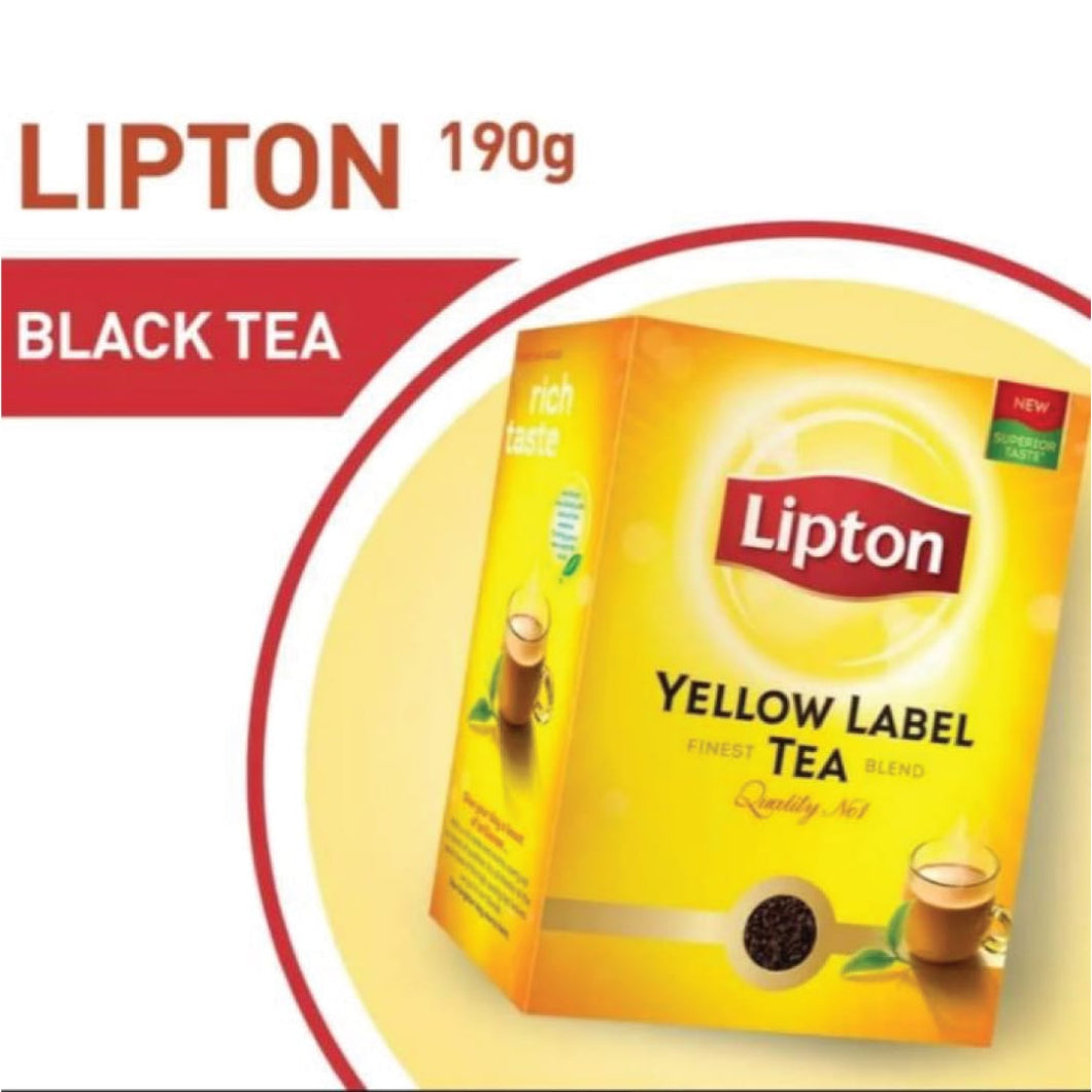 Lipton Yellow Label 190g