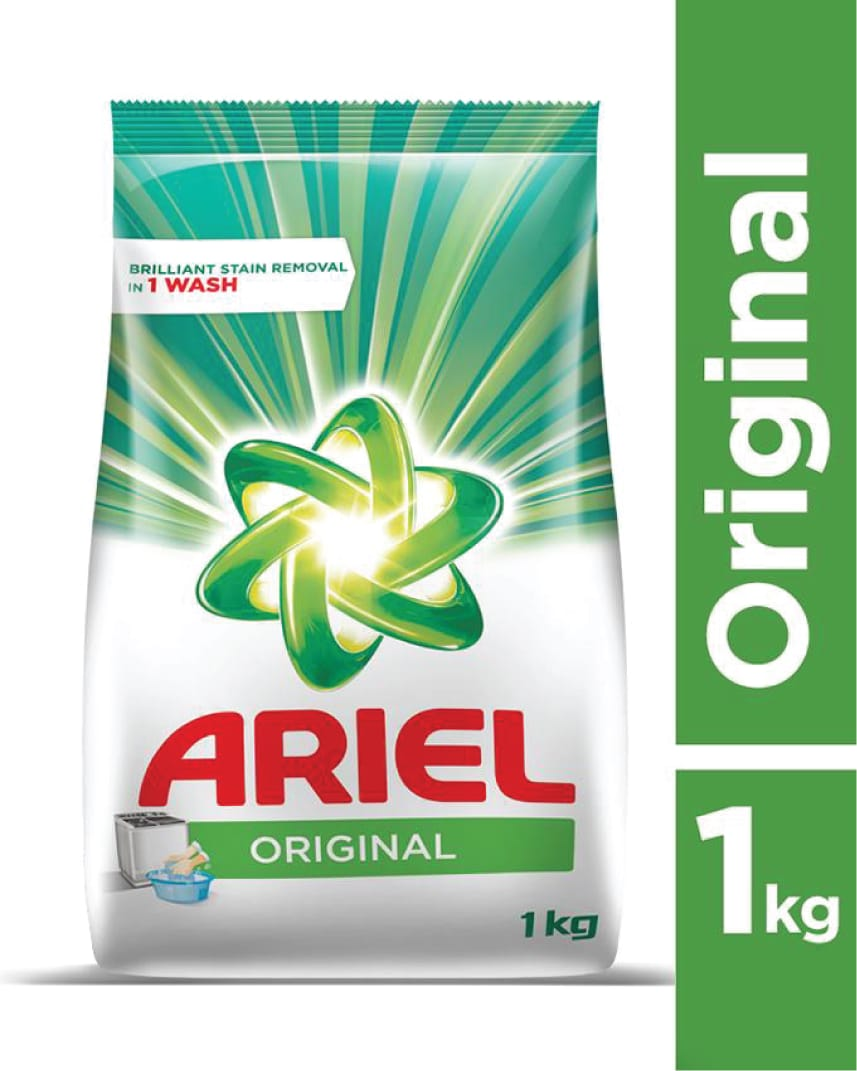 Ariel Original Washing Powder 1 Kg