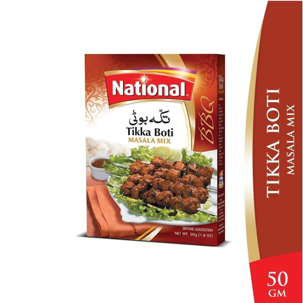 National Tikka Boti Masala Mix - 50g