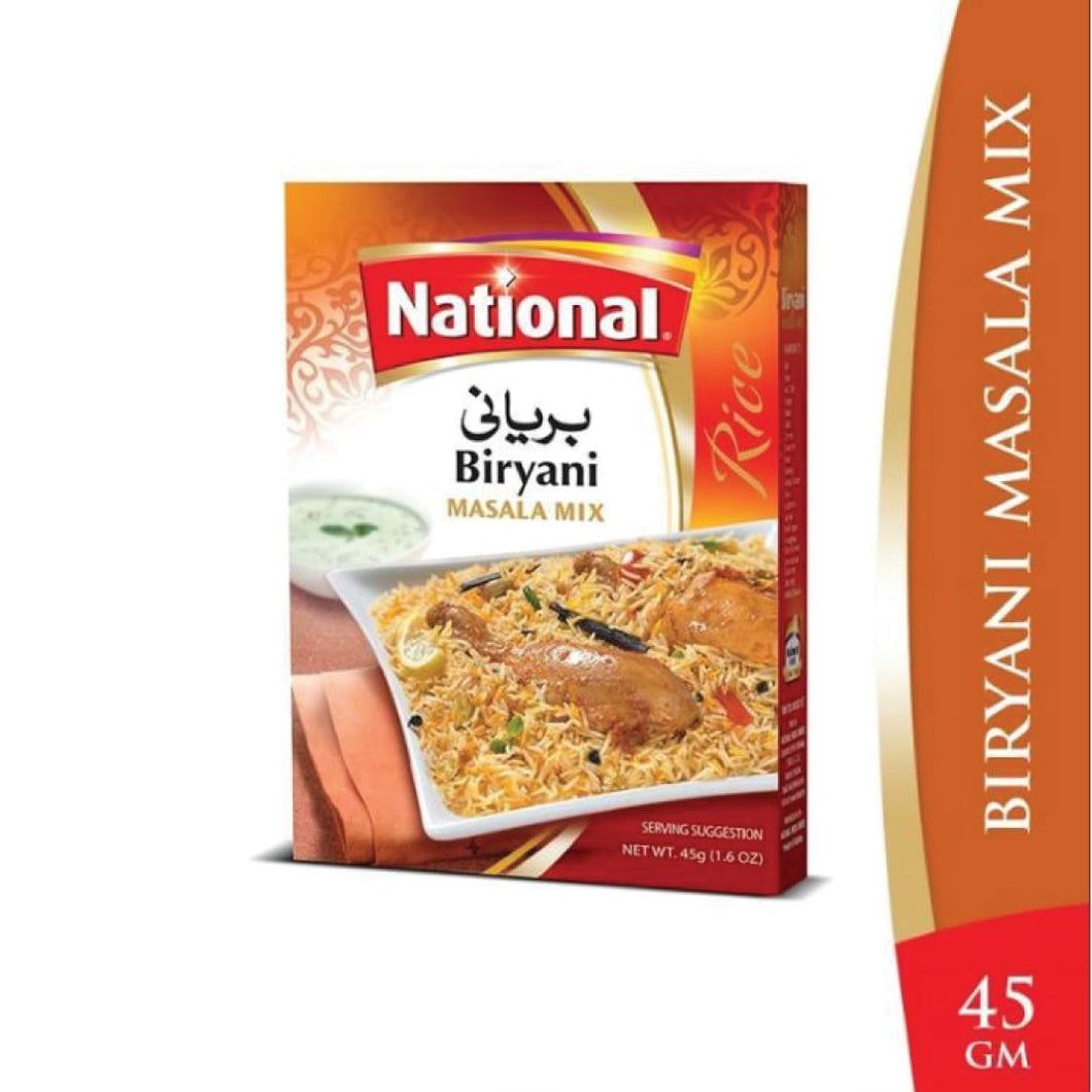 National Biryani Masala  45 gm