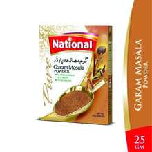Load image into Gallery viewer, National Garam Masala - 25 Gm