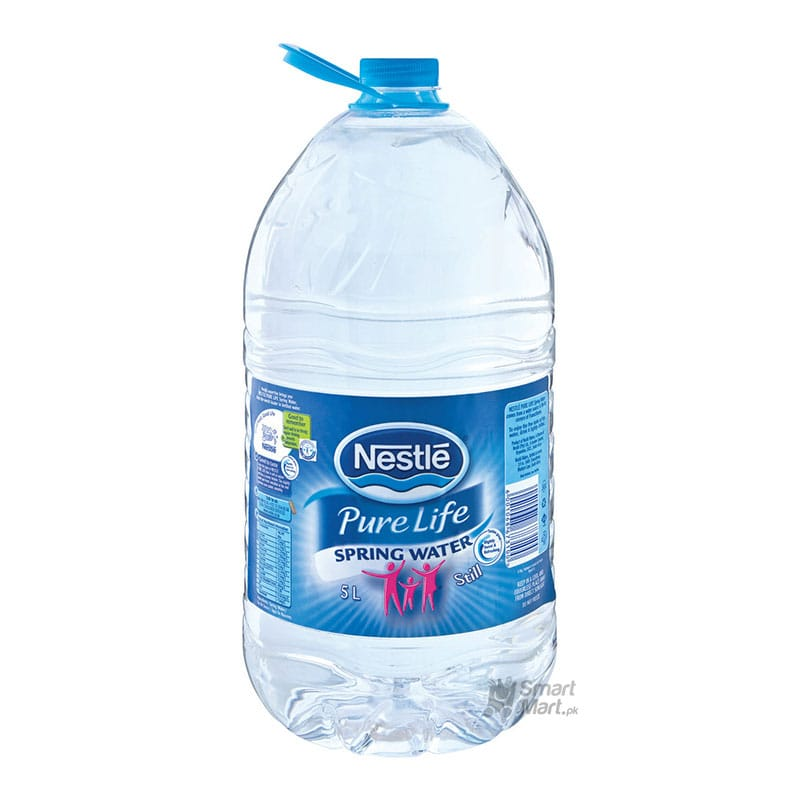 Nestle Pure Life Water 5 Litre