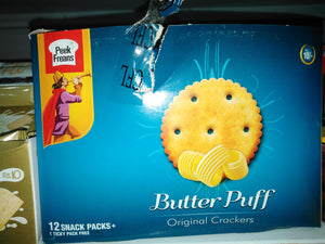 Peek Freans Butter Puff Biscuits