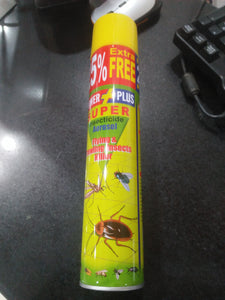Power Plus Insecticide Aerosol 500ml